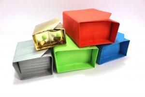 оригами кутия за подаръци