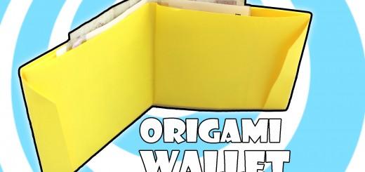 оригами портфел