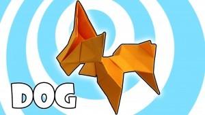 оригами куче