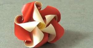 origami cvete