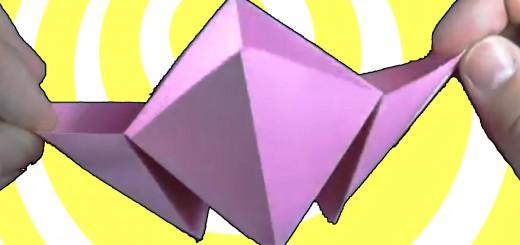 origami solnica