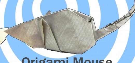 origami mishka