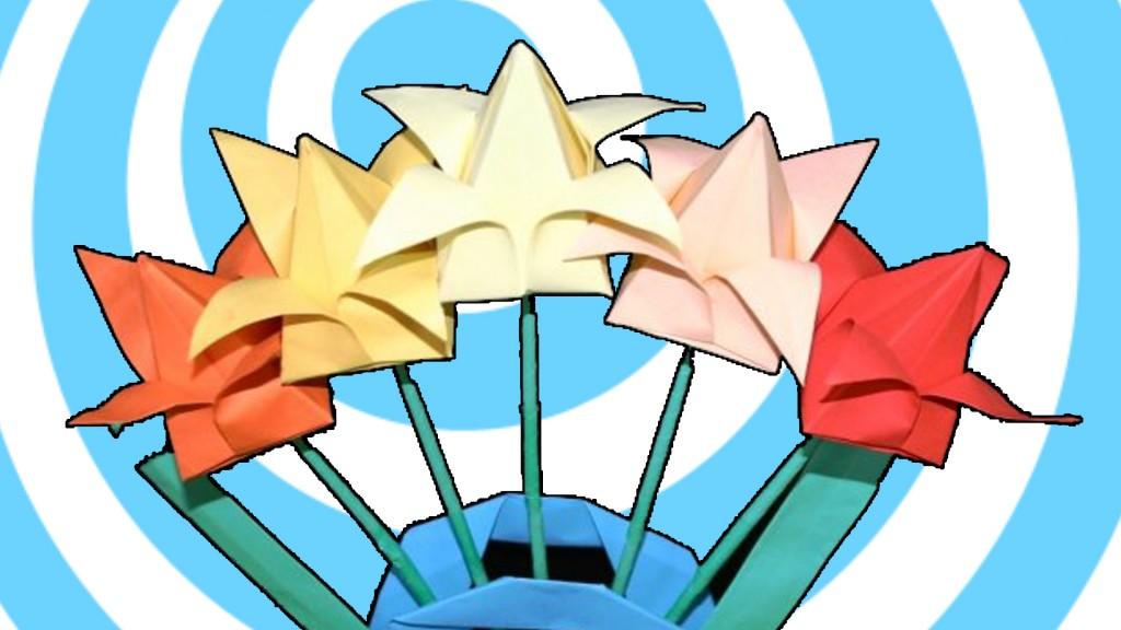 origami lale