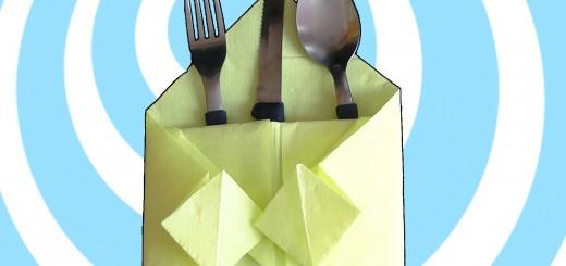 origami dekoracia