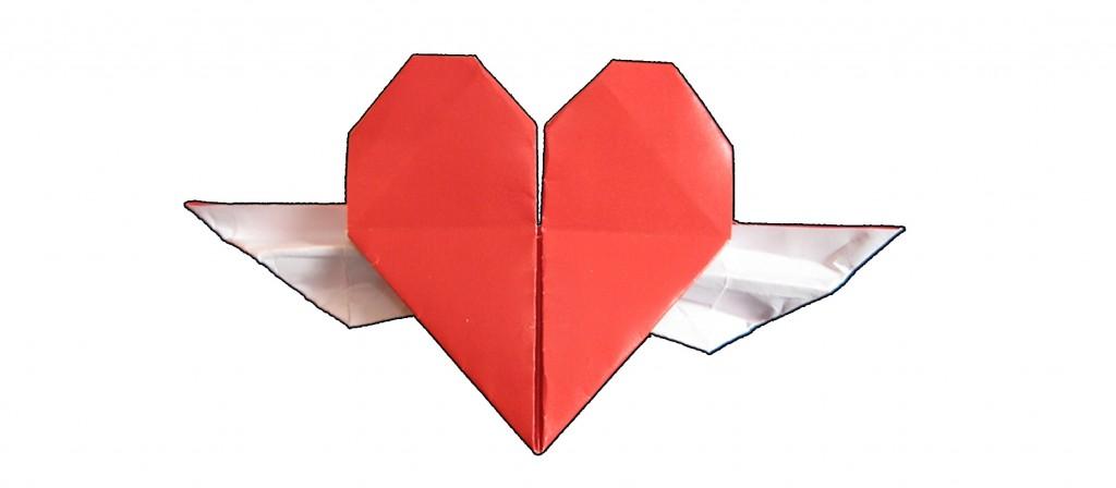 крилато сърце