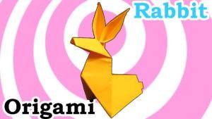 оригами заек