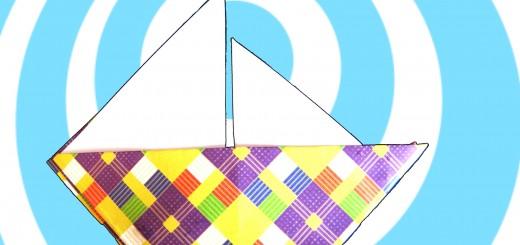 origami platnohodka