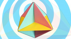 оригами спинър
