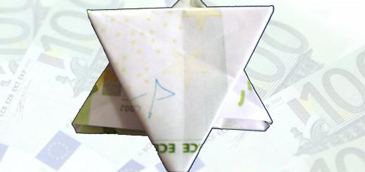 оригами пари