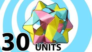 оригами топка