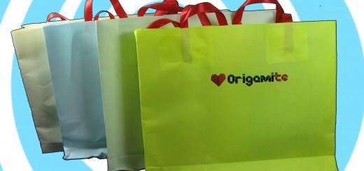 брандирана торбичка