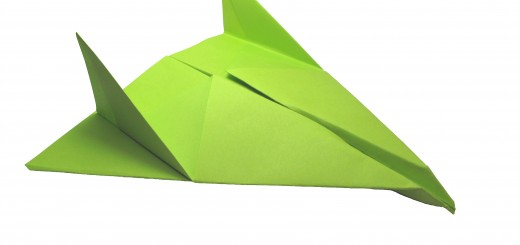 Оригами Бомбандировач