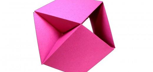 мудларно оригами топка от 6 части