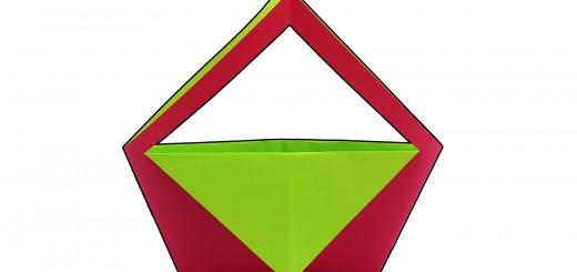 оригами чанта