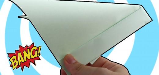 Оригами пушкало
