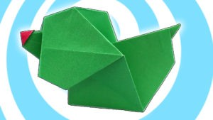 оригами лаещо куче